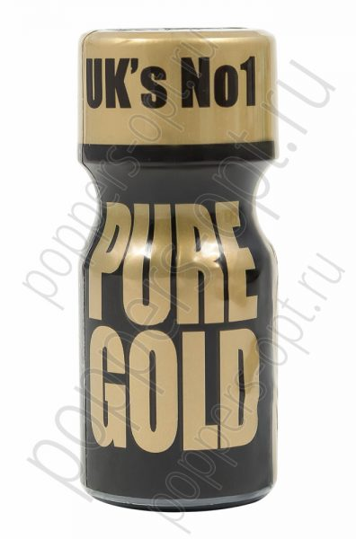 PURE GOLD 10 мл. - 5шт