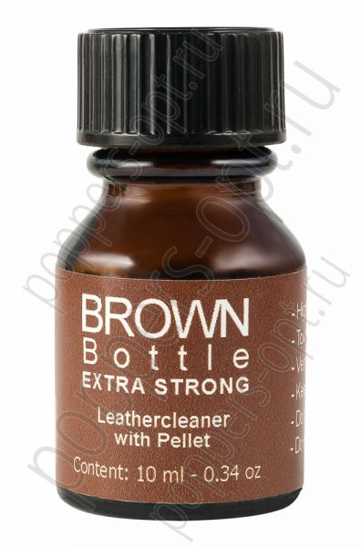 BROWN BOTTLE 10ML-100шт