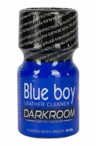 Blue Boy Darkroom